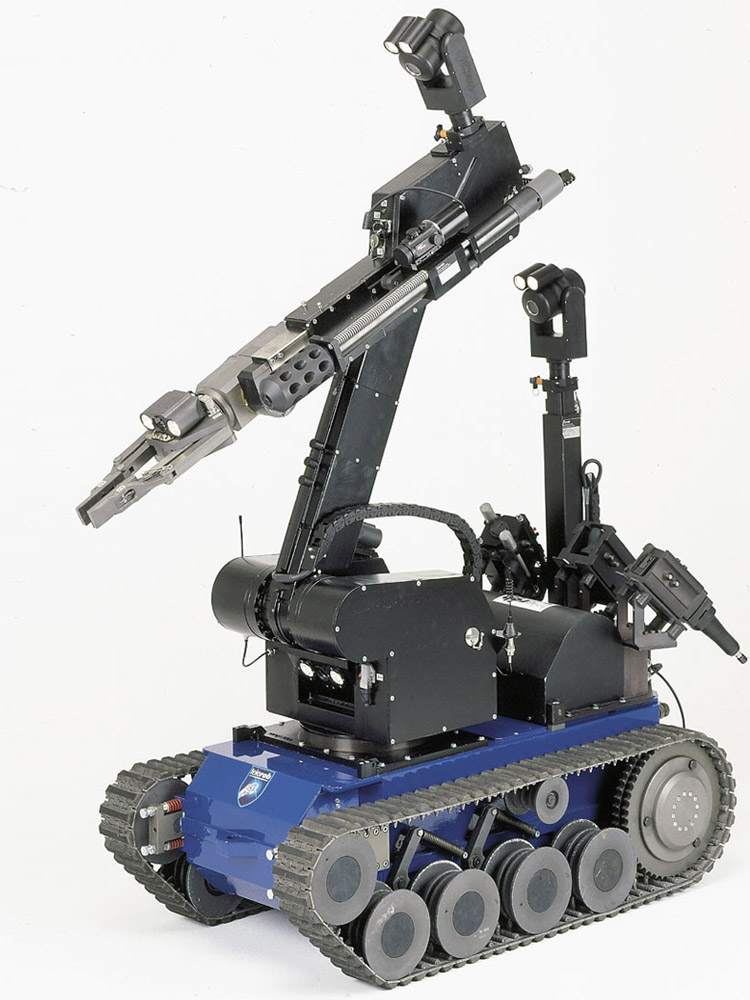 The robotics track teaches both electronic assembly and CAD in a project-based environment